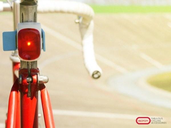 Безопасность на дороге: велосипед с умной фарой