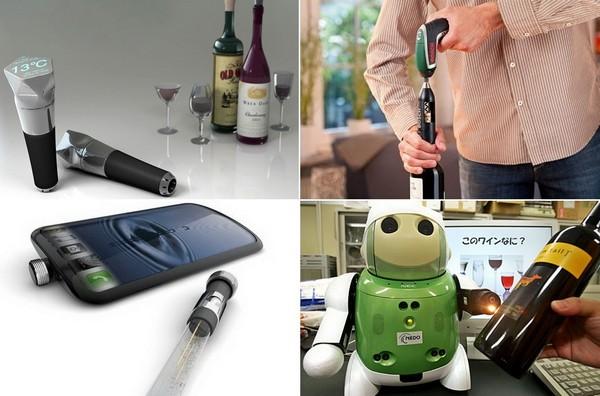 Гаджеты и девайсы для любителей вин