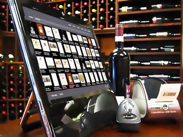 eSommelier – система управления винной коллекцией