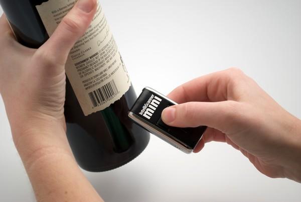 IntelliScanner Wine Collector – электронный сомелье