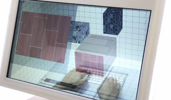 3D-компьютер: интерфейс Kinect творит чудеса