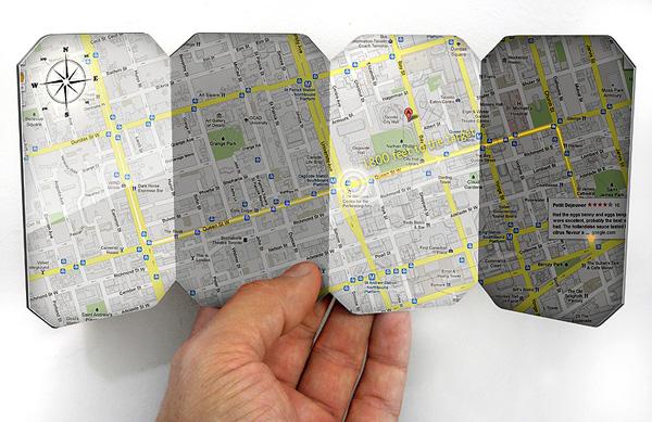 Смартфон-буклет: дизайн блокнота - возможности смартфона
