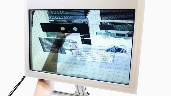 SpaceTop 3D: новый язык общения между человеком и компьютером