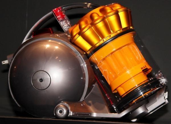 Пылесос Dyson DC48: манёвренный и устойчивый