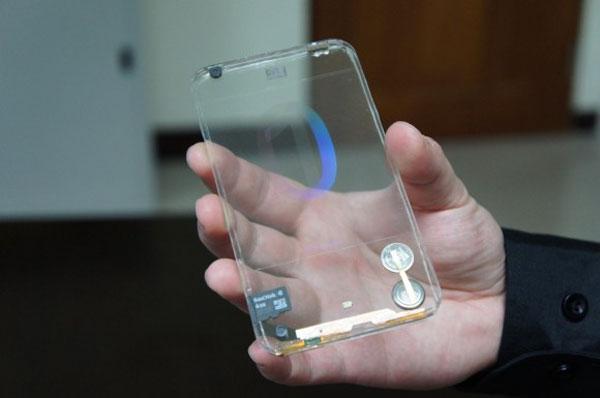 Polytron Technologies: электроника постепенно становится невидимой.