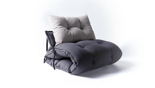 Ted Bed: кровать для спальни, диван для гостиной