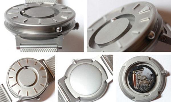 Часы Bradley: удобный и простой интерфейс