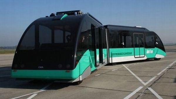 Концепт эко-автобуса AutoTram