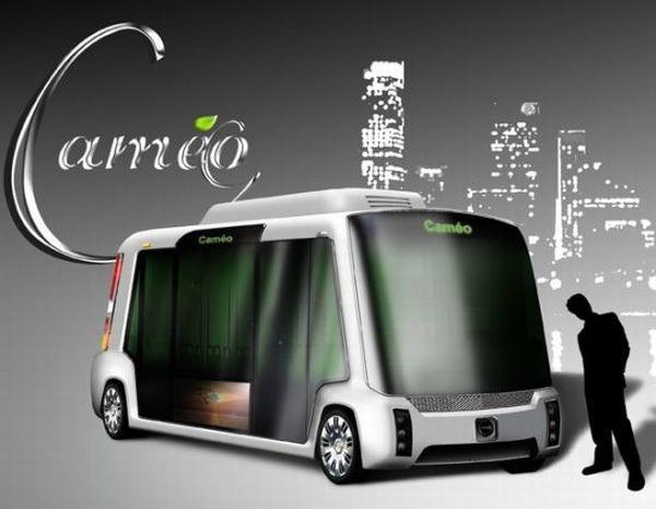 Концепт эко-автобуса Cameo