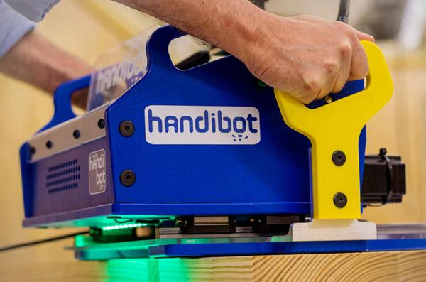Станок Handibot: для профессионалов и новичков