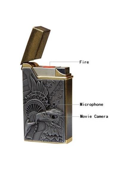 Скрытая камера-'зажигалка' от фирмы Omejo