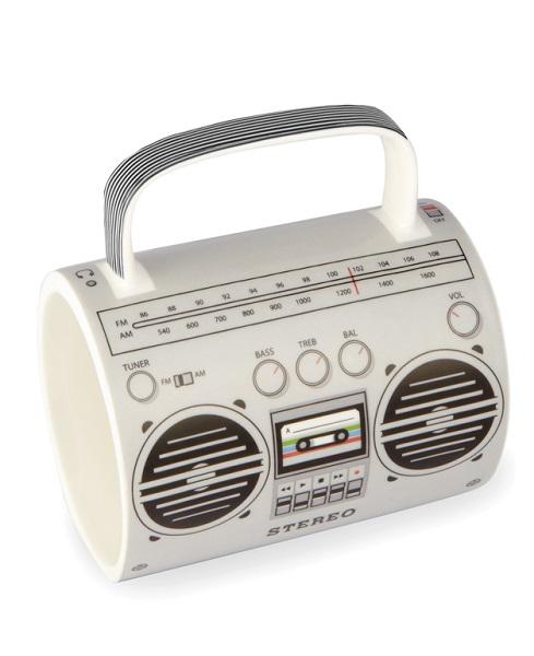 Кружка-бумбокс Boom Box Mug