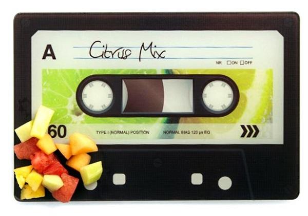 Разделочная доска-аудиокассета Mix Up the Menu Cutting Board