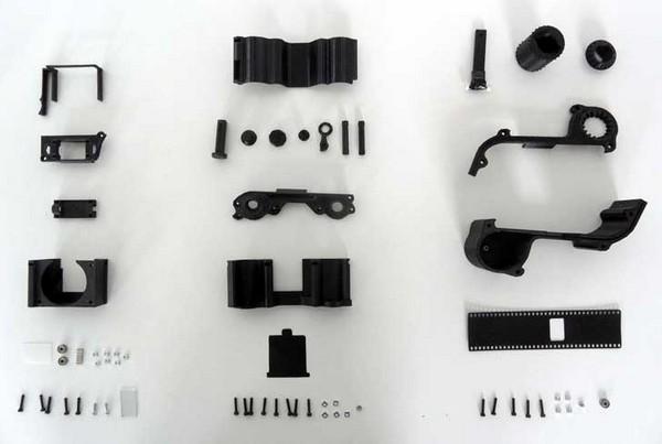 OpenReflex Camera – фотоаппарат, напечатанный на трехмерном принтере
