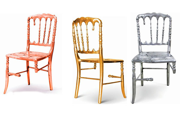 стул Emporium на трех ножках