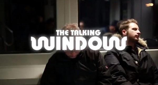 Talking Window – говорящее окно, которое не даст проспать остановку