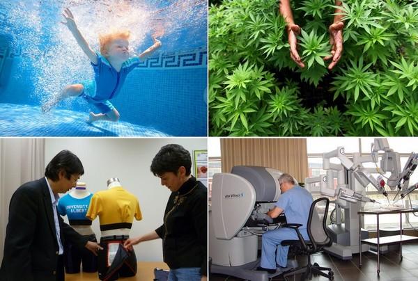 Самые современные и необычные медицинские технологии и инструменты