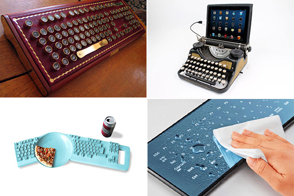обзор необычных клавиатур