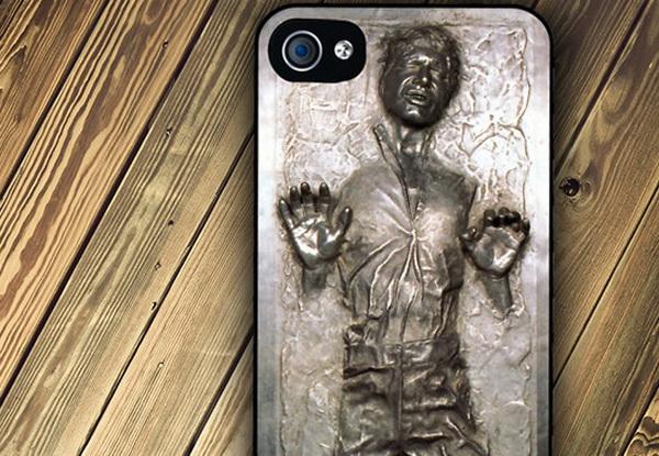 iPhone в стиле Han Solo