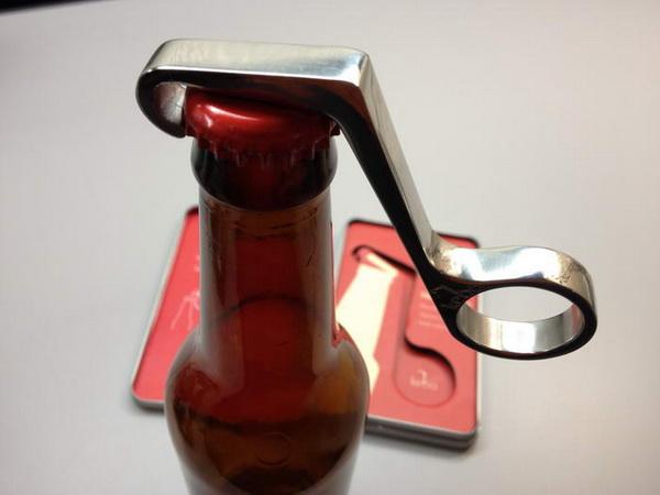 Открывалка Kebo для пользования одной рукой