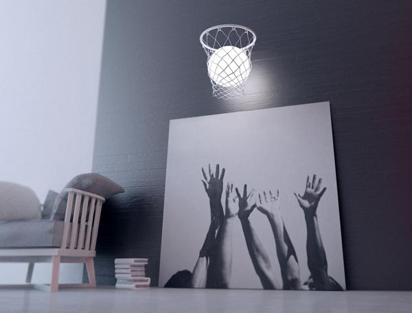 Light Ball - необычный светильник