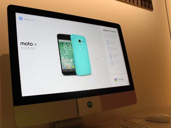 Moto Maker – онлайн-конструктор телефонов от Motorola