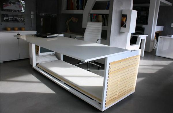 Стол-кровать для трудоголиков