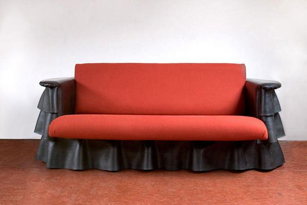 диван из коллекции Project RUBBER