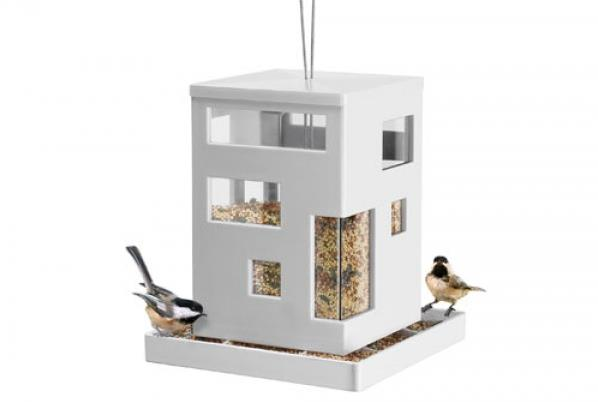 Кормушка от Тедди Луонга - ресторан для птиц
