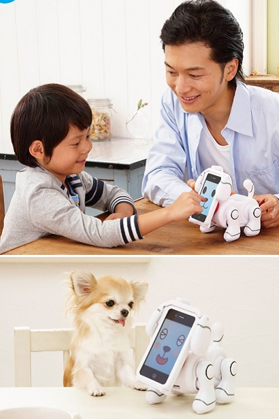 Интерактивная игрушка SmartPet - 'тамагочи' XXI века