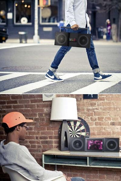 Ультрасовременный аудиомагнитофон Beat Booster