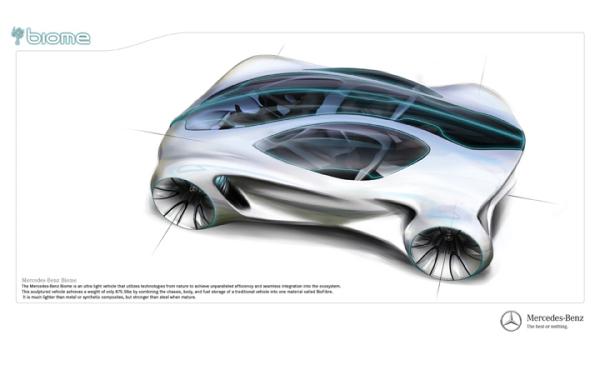 Концепт Mercedes-Benz BIOME