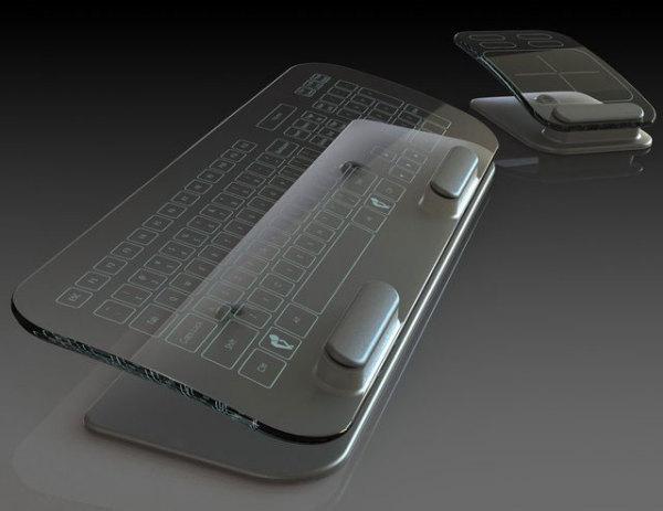Клавиатура Multi-Touch