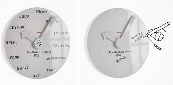 часы, на которых можно писать