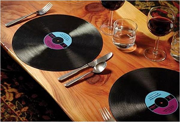 подставка-пластинка для тарелок