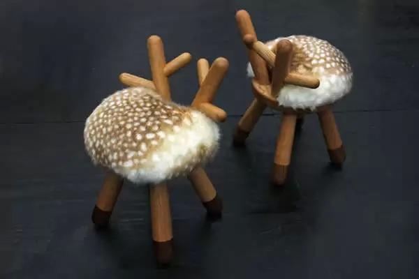 Bambi Chairs от Takeshi Miyakawa