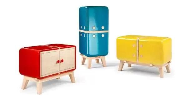 KERAMOS Cabinet от дизайн-бюро Coprodott