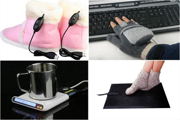 ТОП-10 оригинальных предметов,  помогающих пережить холода