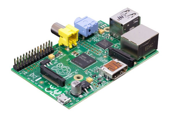 Дешевый компьютер Raspberry Pi
