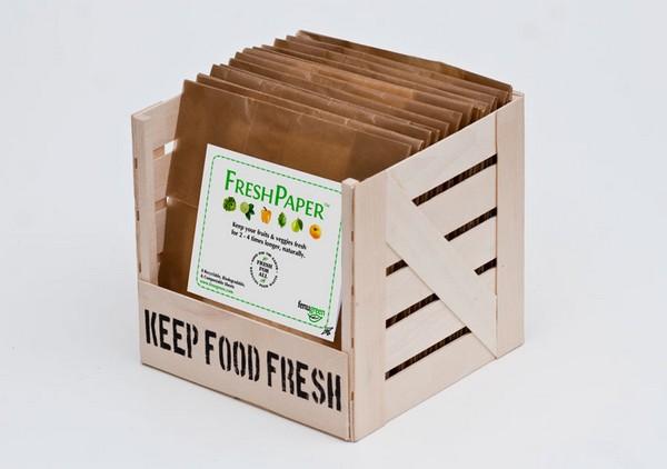 Бумага для пищевых продуктов Fresh Paper