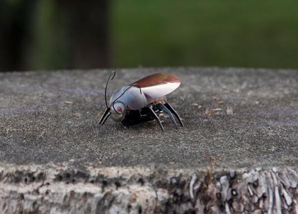 iPhone Controlled Bug – электронное насекомое под управлением iPhone