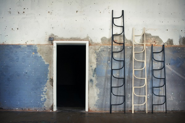 Приставная лестница от немецкого дизайнера Charlie Styrbjоrn Nilsson
