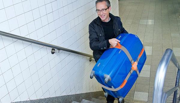 ремень для переноски чемодана