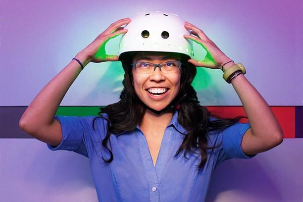 Велосипедный шлем MindRider