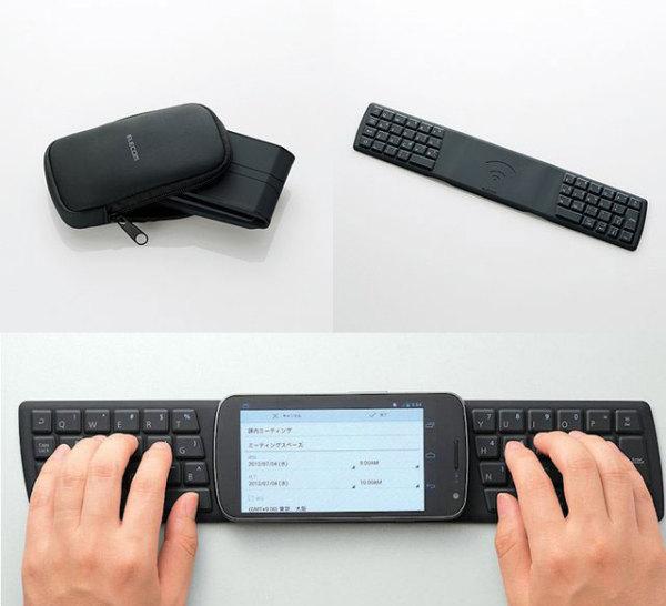 NFC клавиатура для Android от Elecom