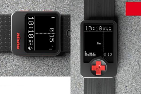 Часы для геймеров Nixon