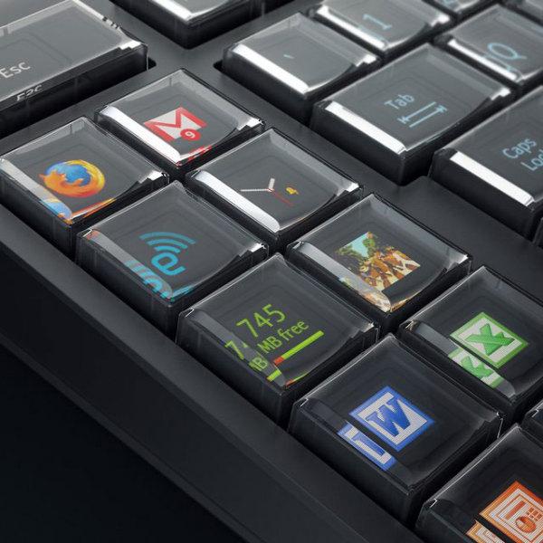 Клавиатура Optimus Maximus от Артемия Лебедева