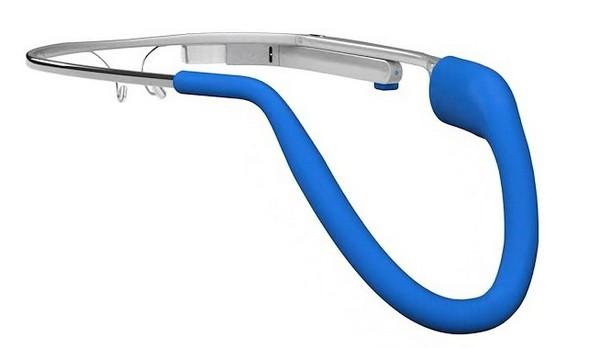 Ремешок PWRglass увеличит жизнь Google Glass в три раза