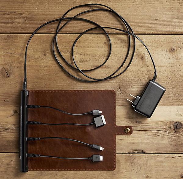 дорожный комплект зарядных устройств