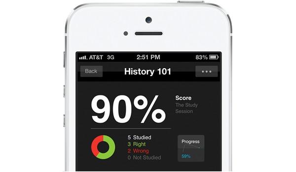 Study Blue – школьный курс в мобильном телефоне